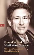 Cover-Bild zu Said, Edward W.: Musik ohne Grenzen