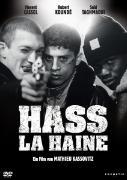 Cover-Bild zu Vincent Cassel (Schausp.): Hass - La Haine