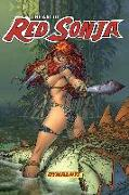 Cover-Bild zu Chris Lawrence: Art Of Red Sonja