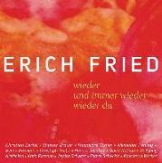 Cover-Bild zu Fried, Erich: wieder / und immer wieder / wieder du