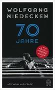 Cover-Bild zu Niedecken, Wolfgang: 70 Jahre Niedecken
