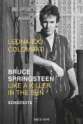Cover-Bild zu Colombati, Leonardo: Bruce Springsteen - Like a Killer in the Sun