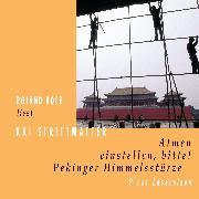 Cover-Bild zu Strittmatter, Kai: Atmen einstellen, bitte! (Audio Download)