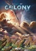 Cover-Bild zu Filippi, Denis-Pierre: Colony. Band 2