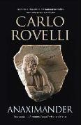 Cover-Bild zu Rovelli, Carlo: Anaximander