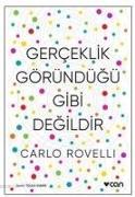 Cover-Bild zu Rovelli, Carlo: Gerceklik Göründügü Gibi Degildir