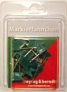 Cover-Bild zu Freytag-Berndt und Artaria KG (Hrsg.): Pin Fähnchen grün