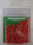 Cover-Bild zu Freytag-Berndt und Artaria KG (Hrsg.): Markiernadeln, Rot