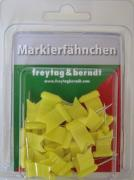 Cover-Bild zu Freytag-Berndt und Artaria KG (Hrsg.): Markierfähnchen wehend, Gelb