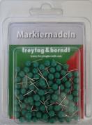 Cover-Bild zu Freytag-Berndt und Artaria KG (Hrsg.): Markiernadeln, Grün