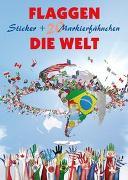 Cover-Bild zu Freytag-Berndt und Artaria KG (Hrsg.): Flaggen Aufkleber - Die Welt