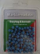 Cover-Bild zu Freytag-Berndt und Artaria KG (Hrsg.): Markiernadeln, Blau