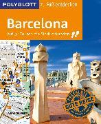 Cover-Bild zu Engelhardt, Dirk: POLYGLOTT Reiseführer Barcelona zu Fuß entdecken (eBook)