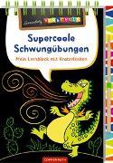 Cover-Bild zu Carstens, Birgitt: Supercoole Schwungübungen