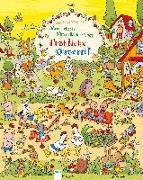 Cover-Bild zu Wagner, Charlotte: Mein liebster Wimmelbilder-Spaß. Fröhliche Ostern!