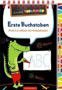Cover-Bild zu Carstens, Birgitt: Erste Buchstaben