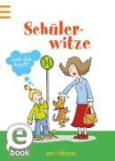 Cover-Bild zu Löwenberg, Ute: Schülerwitze (eBook)
