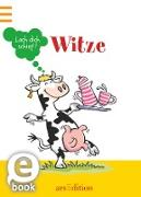 Cover-Bild zu Löwenberg, Ute: Witze (eBook)