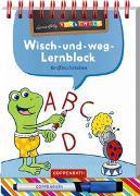 Cover-Bild zu Carstens, Birgitt: Wisch-und-weg-Lernblock