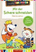 Cover-Bild zu Carstens, Birgitt: Mit der Schere schneiden
