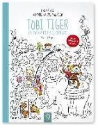 Cover-Bild zu Wagner, Charlotte: Tobi Tiger - Im Zoo geht's tierisch rund!