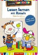 Cover-Bild zu Carstens, Birgitt: Lesen lernen mit Rätseln