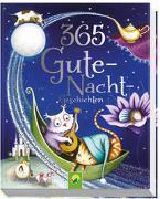 Cover-Bild zu Baker, Annie: 365 Gute-Nacht-Geschichten für Kinder ab 4 Jahren