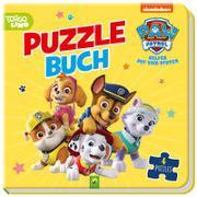 Cover-Bild zu Bensch, Katharina: PAW Patrol Puzzlebuch