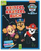 Cover-Bild zu Schwager & Steinlein Verlag: Paw Patrol - Kritzel-Kratzel-Buch