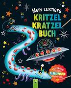 Cover-Bild zu Schwager & Steinlein Verlag: Mein lustiges Kritzel-Kratzel-Buch