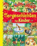 Cover-Bild zu Schwager & Steinlein Verlag (Hrsg.): Tiergeschichten für Kinder (eBook)