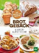 Cover-Bild zu Stocker Verlag, Leopold (Hrsg.): Brot, Gebäck & Brotaufstriche