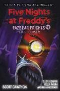 Cover-Bild zu Cawthon, Scott: Five Nights at Freddy's 04: Step Closer