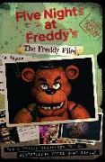 Cover-Bild zu Cawthon, Scott: Five Nights at Freddy's: The Freddy Files