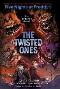 Cover-Bild zu Breed-Wrisley, Kira: The Twisted Ones (Five Nights at Freddy's Graphic Novel 2)
