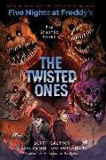 Cover-Bild zu Cawthon, Scott: The Twisted Ones (Five Nights at Freddy's Graphic Novel #2), 2