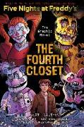 Cover-Bild zu Cawthon, Scott: The Fourth Closet: An Afk Book (Five Nights at Freddy's Graphic Novel #3)
