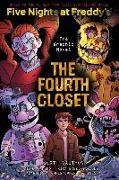 Cover-Bild zu Cawthon, Scott: The Fourth Closet (Five Nights at Freddy's Graphic Novel #3)