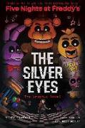 Cover-Bild zu Cawthon, Scott: The Silver Eyes (Five Nights at Freddy's Graphic Novel)