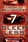 Cover-Bild zu Brandhorst, Andreas: Sleepless - Brennender Himmel (eBook)