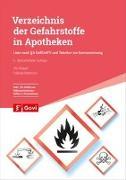 Cover-Bild zu Stapel, Ute: Verzeichnis der Gefahrstoffe in Apotheken
