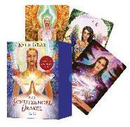 Cover-Bild zu Das Schutzengel-Orakel. Buch mit 44 Karten