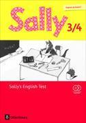Cover-Bild zu Sally 3./4. Schuljahr. Allgemeine Ausgabe - Neubearbeitung. Sally's English Test. Lernstandskontrollen von Bredenbröcker, Martina