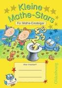 Cover-Bild zu Mathe-Stars - Für Mathe-Einsteiger 1. Schuljahr. Übungsheft mit Lösungen von Hatt, Werner