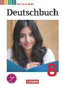 Cover-Bild zu Bildl, Gertraud: Deutschbuch, Sprach- und Lesebuch, Realschule Bayern 2011, 8. Jahrgangsstufe, Schülerbuch