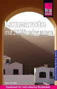 Cover-Bild zu Schulze, Dieter: Reise Know-How Reiseführer Lanzarote mit 20 Wanderungen und Faltplan