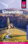 Cover-Bild zu Schetar, Daniela: Reise Know-How Reiseführer Slowenien mit Triest - mit 15 Wanderungen -