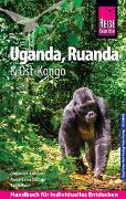 Cover-Bild zu Lübbert, Christoph: Reise Know-How Reiseführer Uganda, Ruanda, Ost-Kongo