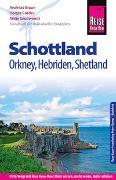 Cover-Bild zu Großwendt, Antje: Reise Know-How Reiseführer Schottland - mit Orkney, Hebriden und Shetland