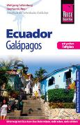 Cover-Bild zu Falkenberg, Wolfgang: Reise Know-How Reiseführer Ecuador mit Galápagos (mit großem Faltplan)